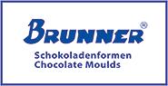 Brunner Schokoladenformen