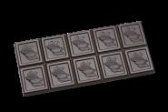 Tafel mit Kakaoschote, 100g