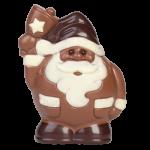 Kugeliger Weihnachtsmann