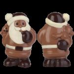 Santa mit Bär