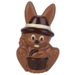 Bunny mit Hut