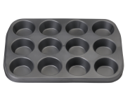 Muffin pan 12-part