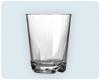 Kunststoff Gläser