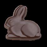 """Decor """"Sitting rabbit"""""""