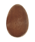 Egg (mould half), bark style