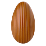Egg with lines