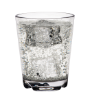 Drinkingglass, approx. 0,2 ltr (without measuring line)