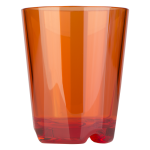 Drinking cup (red transparent), approx. 0,2 ltr