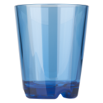 Drinking cup (blue transparent), approx. 0,2 ltr
