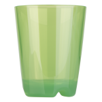 Drinking cup (green transparent), approx. 0,2 ltr