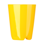 Drinking cup (yellow), approx. 0,2 ltr