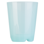Drinking cup (turquoise transparent), approx. 0,2 ltr