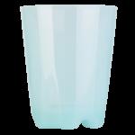 Trinkbecher (türkis transparent), ca. 0,2 l