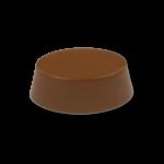 Kapsel-Praline oval