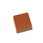 Square praline