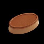Oval praline