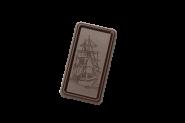 Täfelchen mit Schiff