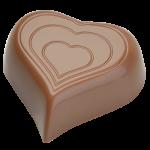 Herzförmige Cups