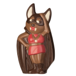"Fledermaus ""Bat-Tina"""