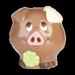 """Glücksschwein """"Lucky"""" (verfügbar ab Dezember 2018)"""