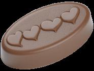 Oval praline Valentine's Day #1