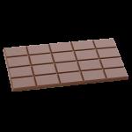Flat tablet