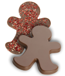 "Tablet ""Gingerbreadman"" (available in October 2019)"