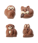 "Pralines ""Forest Animals"""