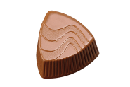 Triangle praline