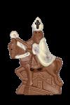 Bischof auf Pferd