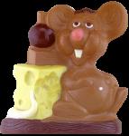 Grinse-Maus