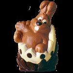 Bunny aus dem Ei
