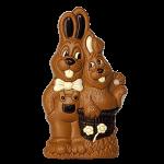 Bunny and boy