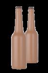 Bierflasche Modern