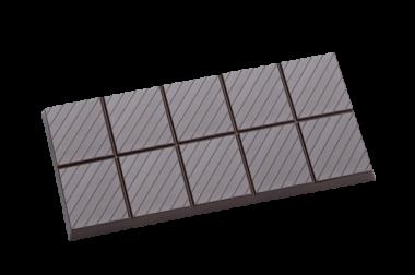 Tafel mit Streifen