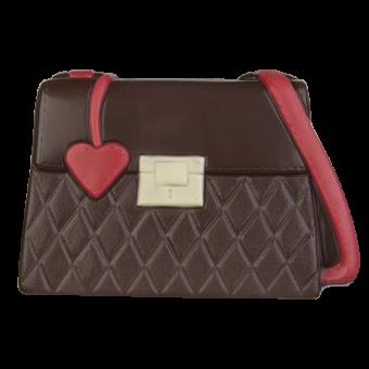Damenhandtasche mit Herz