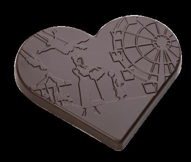 """Tablet heart """"Oktoberfest"""""""