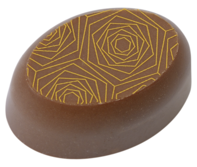 Bonbon ovale
