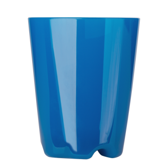Trinkbecher (blau), ca. 0,2l, B-Ware