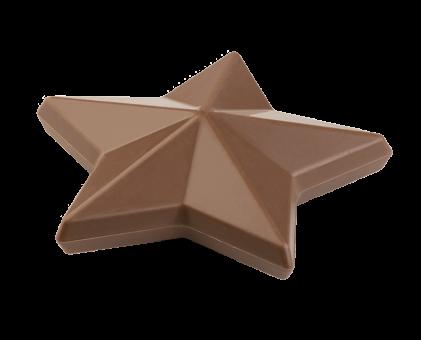 Stern (mit abgeflachtem Boden) (verfügbar ab November)