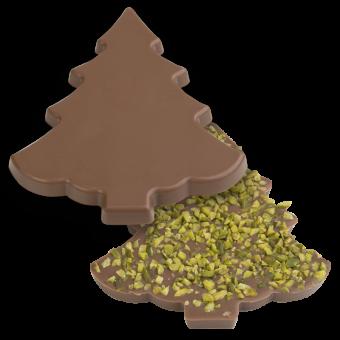 """Konturtafel """"Weihnachtsbaum"""""""