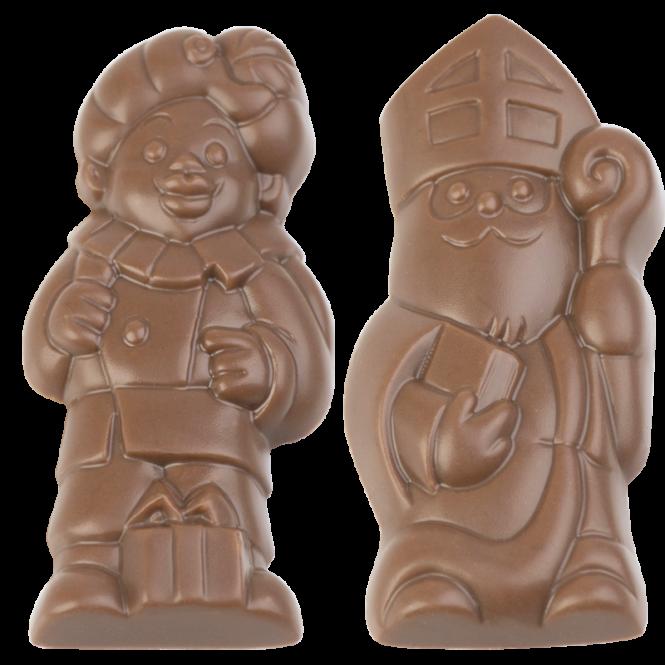 Bischof und Schwarzer Peter
