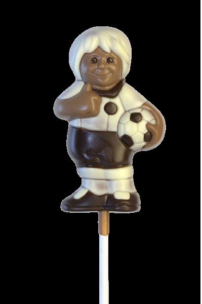 Fußballer Lolly