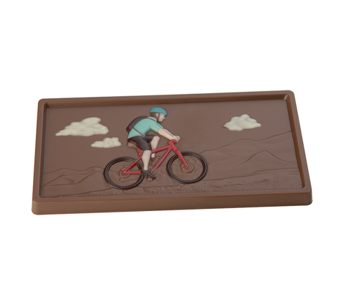 "Tafel ""Mountainbike"""