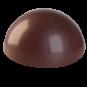 Hemisphere (mould half), smooth style