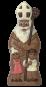 Bischof mit Kindern
