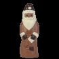 Weihnachtsmann mit Geschenkesack