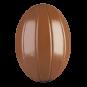 Symetrisches Ei mit Linien
