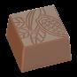 "Quadratpraline ""Kakaoschote"""