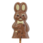 "Lolly Ostern ""Hase mit Holzente"""